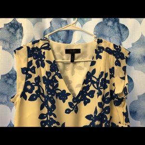 Jessica Simpson Dresses - NWT Jessica Smp cap sleeve dress w/drawstrng waist